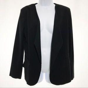 Mossimo Oversized Blazer In Black